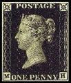 L'histoire du timbre poste